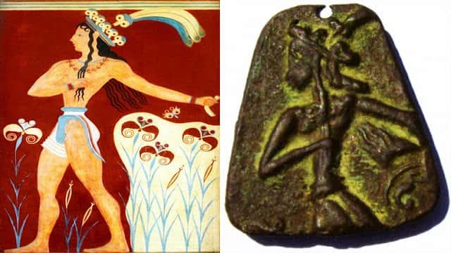 ΑΥΤΟ το Μινωικό Μενταγιόν που Βρέθηκε στην Αμερική ΞΑΝΑΓΡΑΦΕΙ ΤΗΝ ΙΣΤΟΡΙΑ
