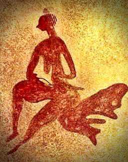 Οι Μυστηριώδεις Βραχογραφίες στη Σαχάρα