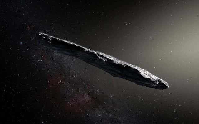 Το Oumuamua Ήταν μία Εξωγήινη Αναγνωριστική Αποστολή Πιθανολογεί το Χάρβαρντ Τώρα
