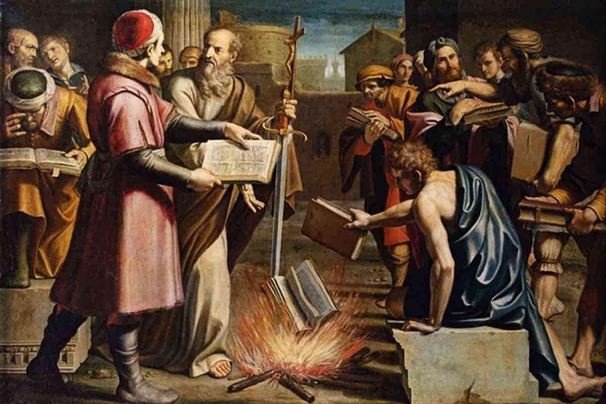 Απαγορευμένα Βιβλία που Ρίχτηκαν στην Πυρά για να Μην Μαθαίνουμε την Αλήθεια