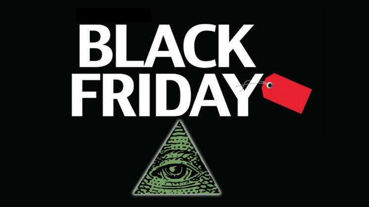 Black Friday και ο Κρυμμένος Συμβολισμός των Illuminati Πίσω από τη «Μαύρη Παρασκευή»