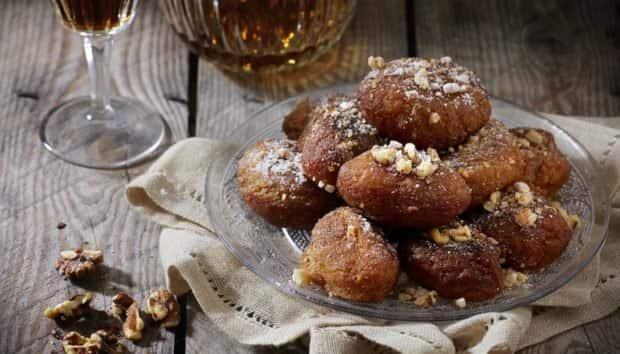 Συνταγή για μελομακάρονα χωρίς ζάχαρη για λιγότερες θερμίδες
