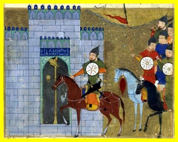 Τι Γυρεύει το Διπλό Έψιλον στα Ιστορικά Λάβαρα της Μογγολίας; Έφτασε ο Μέγας Αλέξανδρος έως Εκεί;