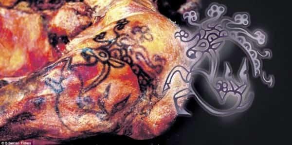 Η Πριγκίπισσα με τα Τατουάζ. Τι Αποκάλυψε το Σώμα της που Βρέθηκε στη Σιβηρία 2.500 χρόνια μετά