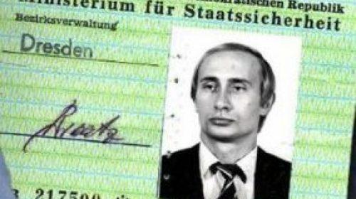 Βρέθηκε Πιστοποιητικό του Πούτιν στα Αρχεία της Στάζι