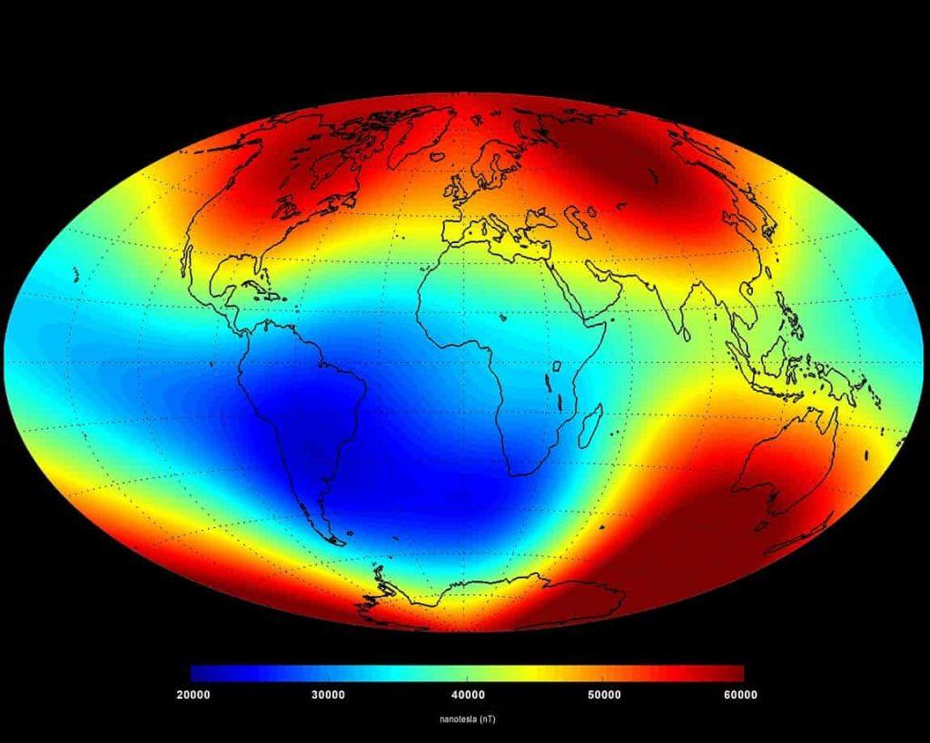 Η Αντιστροφή των Μαγνητικών Πόλων της Γης Πλησιάζει