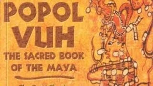 Η ΚΟΣΜΟΓΟΝΙΑ μέσα από το ΠΟΠΟΛ ΒΟΥΧ την Ιερά Βίβλο των Μάγια