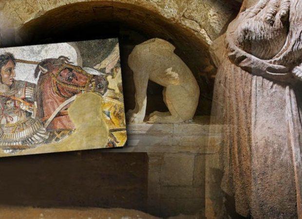 Ποιοι Τρέμουν στην Ιδέα να Είναι Θαμμένος ο Μέγας Αλέξανδρος στην Αμφίπολη!