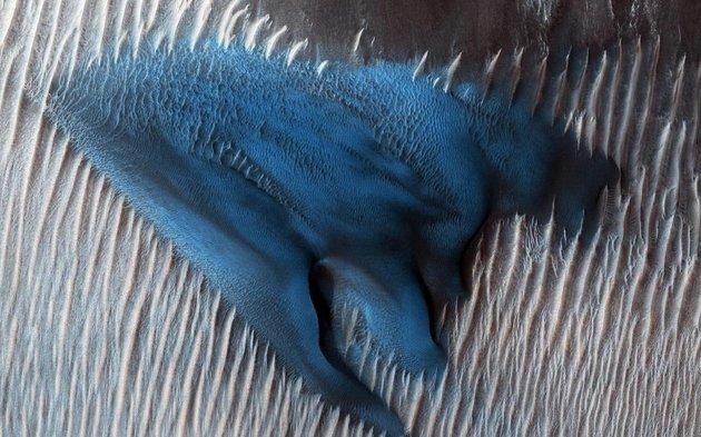 Η Απόκοσμη Ανακάλυψη της NASA στον Άρη που Άφησε τους Επιστήμονες με Ανοιχτό Στόμα