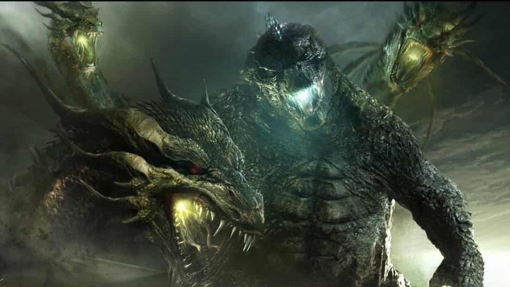 Godzilla: Η Μεγαλύτερη Κινηματογραφική Τερατομαχία Επιστρέφει (τρέιλερ)
