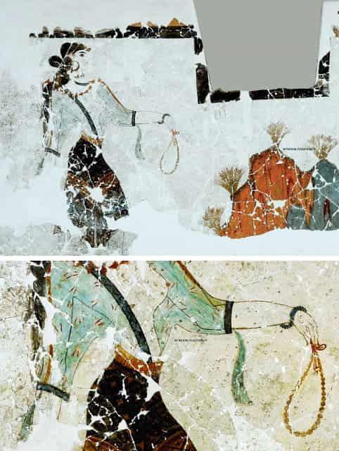 Το Κομπολόι Προέρχεται από την Μινωική Κρήτη Χιλιάδες Χρόνια Πριν Έρθει από την Ανατολή