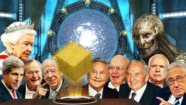 Η Αντήχηση Schumann οι Διαστατικές Πύλες και ο Κίτρινος Κύβος