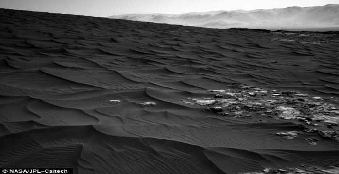 Η Nasa Αποκαλύπτει Εντυπωσιακές Εικόνες Δασών στον Πλανήτη Άρη