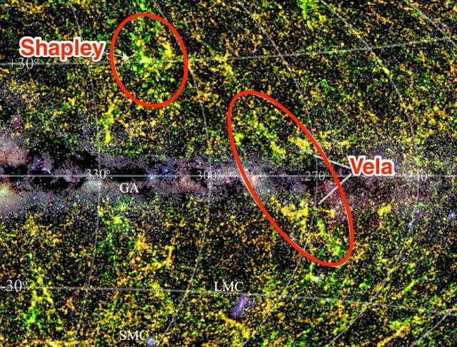 Εντόπισαν ογκώδες αντικείμενο πίσω από το Γαλαξία μας που κινείται με 40.000.000 μίλια/ώρα