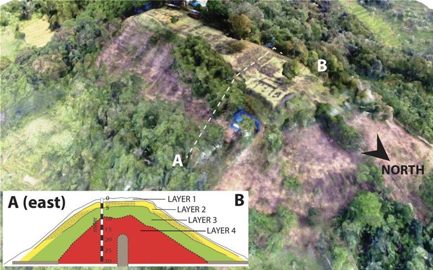Βρέθηκε Πυραμίδα 10.000 ετών στην Ινδονησία λένε Επιστήμονες