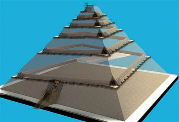 Πως Χτίστηκαν οι Πυραμίδες της Αιγύπτου. Η Ανακάλυψη που Ανατρέπει Όλες τις Θεωρίες