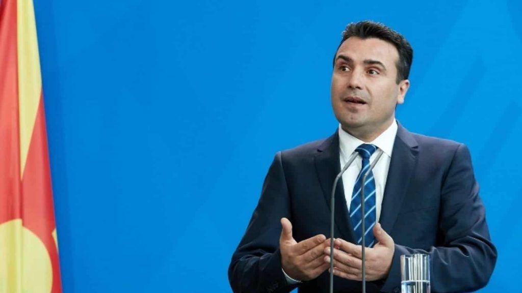 «Σκάνε» Εξελίξεις στα Βαλκάνια: Η Μόσχα Δίνει «Στεγνά» τον Ζάεφ
