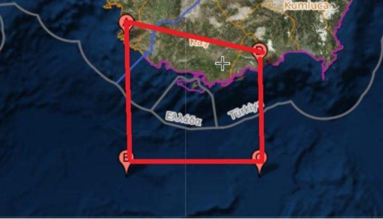 Στόχος της Τουρκίας το Καστελόριζο. Τι Βρίσκεται στην Περιοχή!