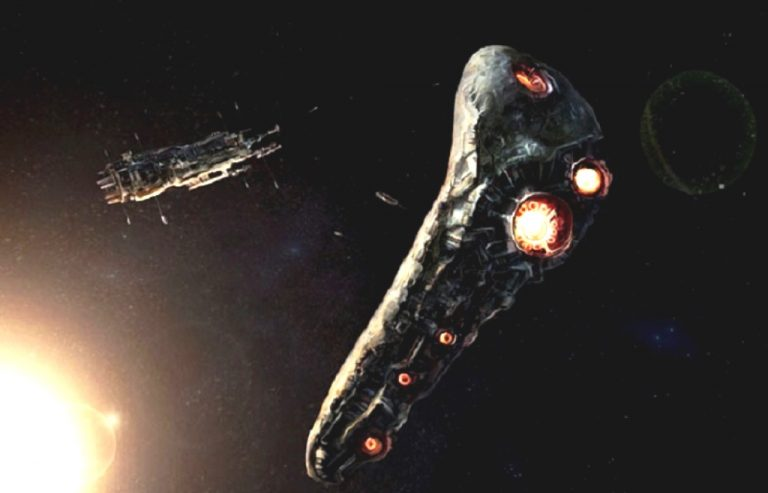 Τι Βρήκαν στο Oumuamua όταν Μπήκαν οι Αστροναύτες του Μυστικού Διαστημικού Προγράμματος