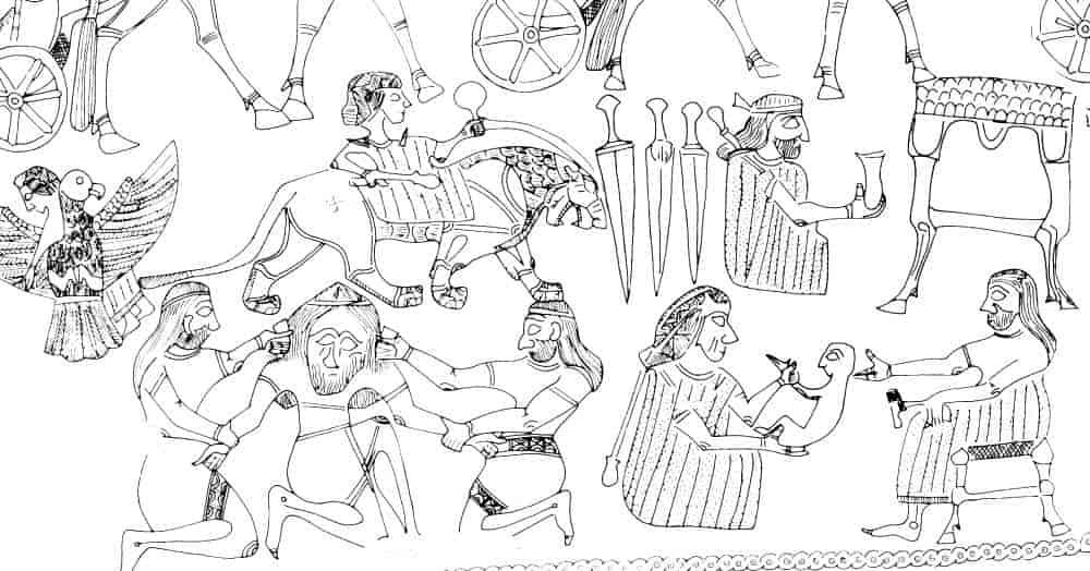 Οι Αρχαίοι Πέρσες Αναγνώριζαν Τρία Φύλα: Άνδρες, Γυναίκες και...