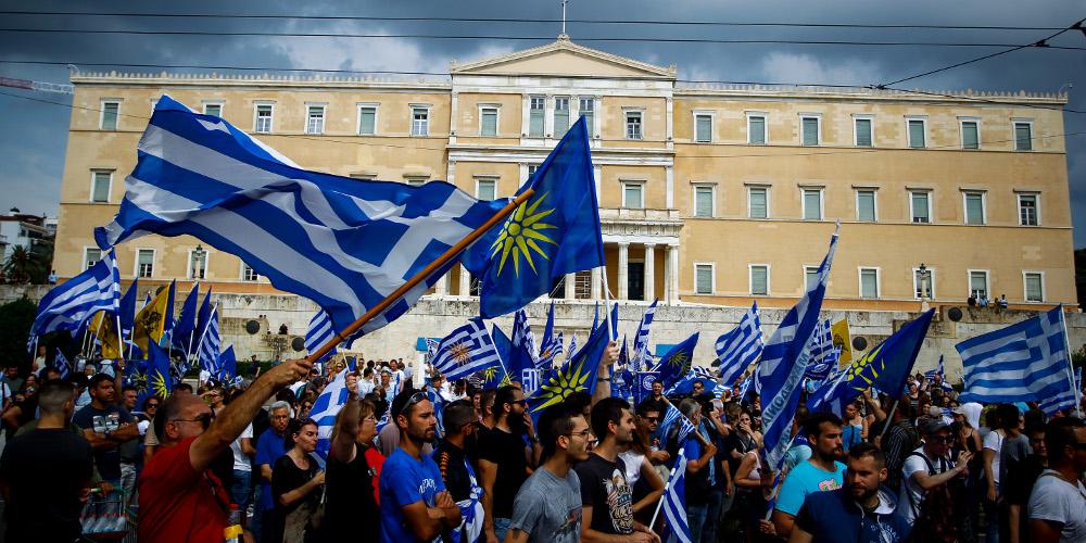 Έρευνα MRB: «Όχι» στη Συμφωνία των Πρεσπών Ψηφίζει το 70% των Ελλήνων