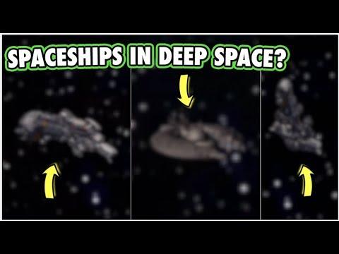 Είδε διαστρικά διαστημόπλοια μέσα από ειδικό τηλεσκόπιο που έφτιαξε, όπως ισχυρίζεται (video)