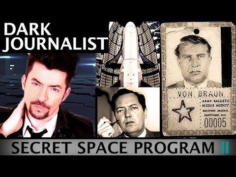 Το Κρυφό Διαστημικό Πρόγραμμα και τα Μυστικά Κονδύλια