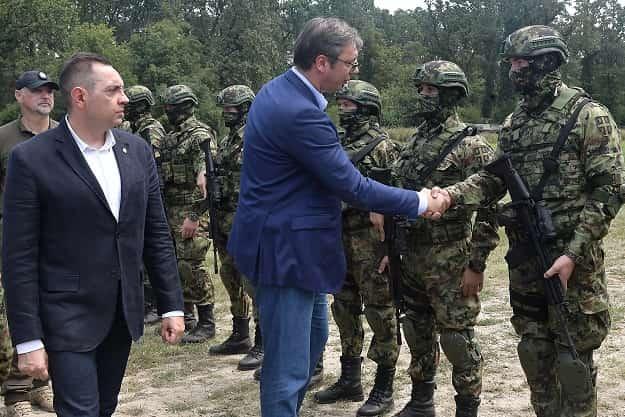Άγρια κόντρα Σερβίας, Σκοπίων, Βελιγράδι: «Η πΓΔΜ έγινε κέντρο ελέγχου της Δύσης στα Βαλκάνια». Ανοίγει νέο μέτωπο στην περιοχή