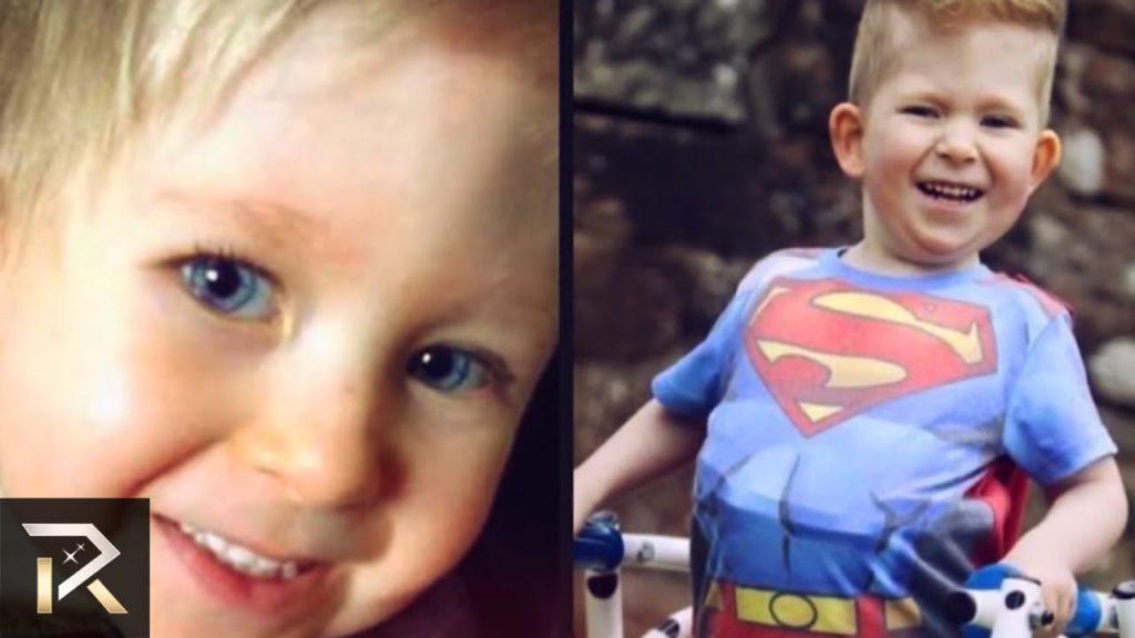 10 Μοναδικά Παιδιά που ΔΕΝ θα Πιστεύατε ότι Υπάρχουν και Είναι Πραγματικά (video)