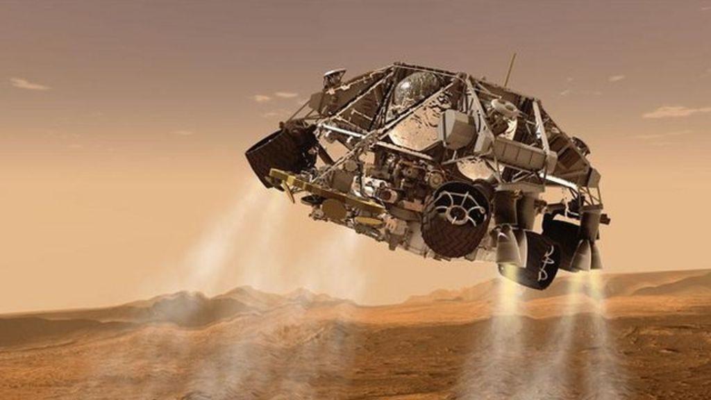 Το Curiosity Φωτογραφίζει Μυστηριώδη «Τεχνητά» Αντικείμενα στον Κόκκινο Πλανήτη
