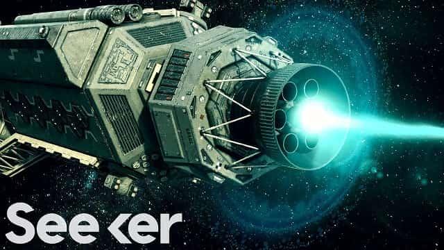Οι Μαύρες Τρύπες ως Κινητήρες Διαστημοπλοίων; Η Επιστημονική Φαντασία Πραγματικότητα;