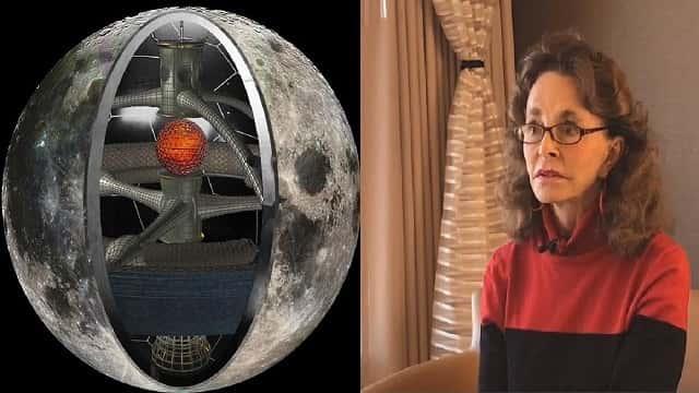 Η Linda Moulton Howe εξηγεί πως το φεγγάρι δεν είναι αυτό που νομίζουμε ότι είναι. Πρόκειται για υπολογιστή σαν μηχανή που παρακολουθεί, παρατηρεί και παρακολουθεί τη Γη. Τι συνέβη με τον Νιλ Άρμστρονγκ, τον πρώτο άνθρωπο στο φεγγάρι, ενώ ήταν εκεί πάνω; Μήπως άλλαξε μετά την αποστολή; Προειδοποίησε ποτέ να μην μιλήσει για την εξωγήινη παρουσία εκεί; Η Linda εξηγεί ότι υπάρχει ζωή στο φεγγάρι και σε όλο το Σύμπαν.