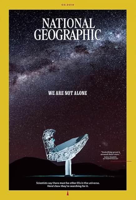 ΔΕΝ ΕΙΜΑΣΤΕ ΜΟΝΟΙ. Το National Geographic Σπάει τους Κανόνες για Ένα από τα Μεγαλύτερα Μυστικά;