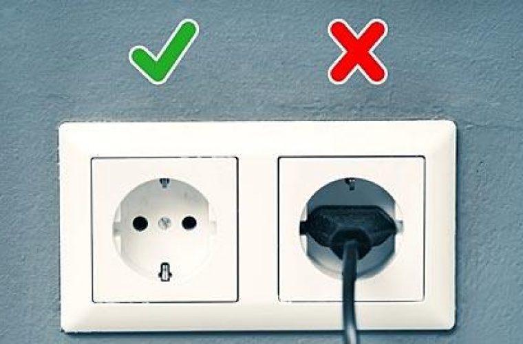 Ηλεκτρικές Συσκευές που Ακόμα και Κλειστές Καταναλώνουν Ρεύμα