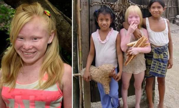 Τα παιδιά της Σελήνης: Οι Λευκοί Ινδοί του Παναμά!