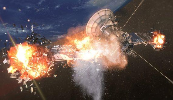 Περίεργα Περιστατικά με Δορυφόρους σε Τροχιά. Γίνεται Πόλεμος στο Διάστημα;