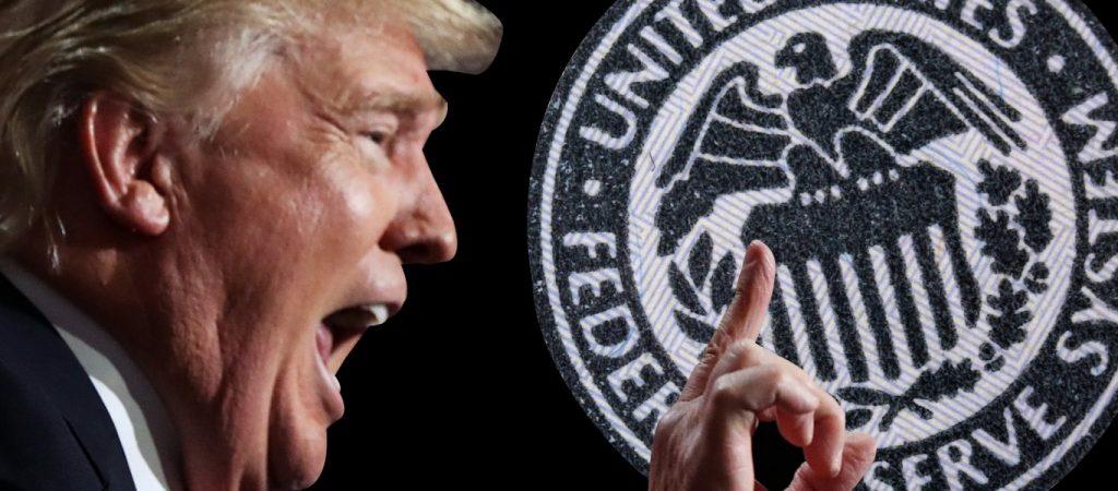 Αλλάζουν όλα σε ΗΠΑ & κόσμο: Ο Τραμπ «κτύπησε» την FED & παίρνει τον έλεγχο της - Ποιους Δημοκρατικούς στέλνει σε δίκη