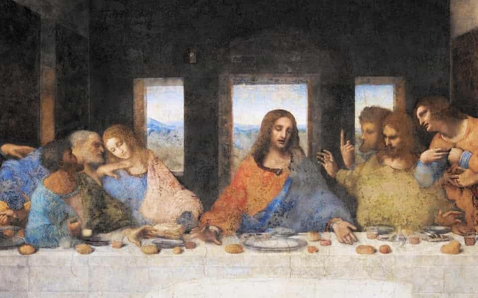 Τι Έγινε Πραγματικά στον Μυστικό Δείπνο του Χριστού;