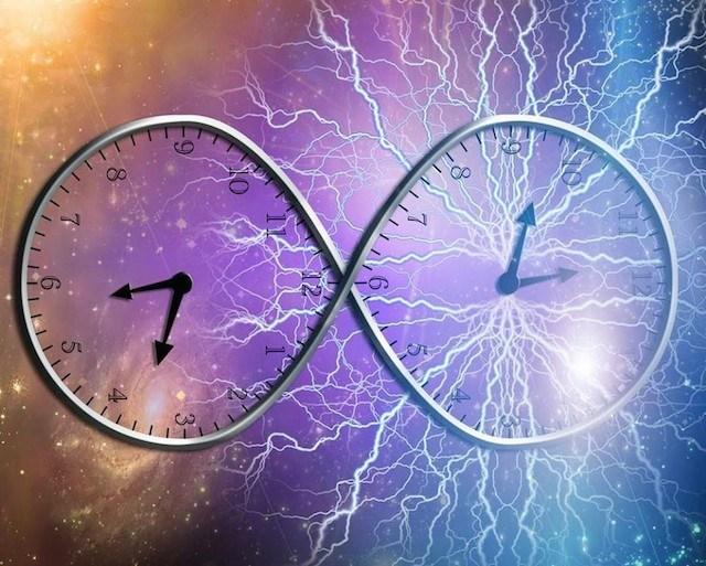 Δεν Υπάρχει Χρόνος, Δεν Υπήρξε Ποτέ και δεν θα Υπάρξει Ποτέ