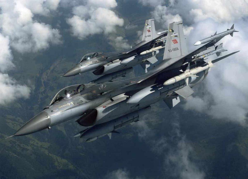 ΕΚΤΑΚΤΟ: Σοβαρό επεισόδιο στο Καστελόριζο. Τουρκικά F-16 παρενόχλησαν το ελικόπτερο του Α/ΓΕΣ