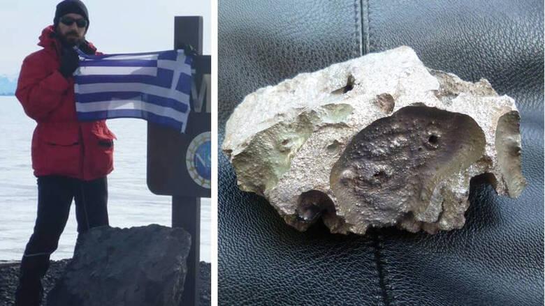 Τα Μυστικά των Μετεωριτών και Γιατί Σπανίζουν στην Ελλάδα