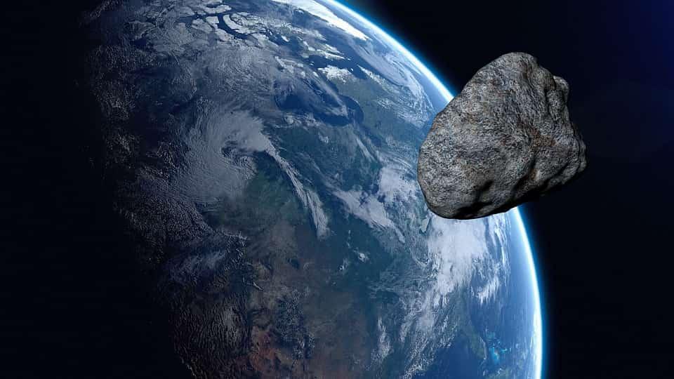 Μεγάλος Αστεροειδής θα «Ξύσει» τον Ουρανό της Γης στις 25 Μαΐου
