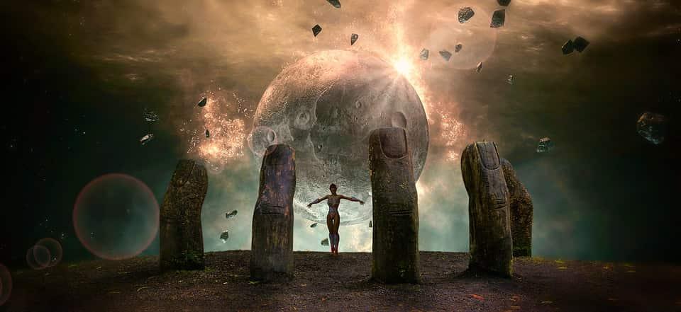 Το Μάτριξ του Γιαχβέ και η Εισβολή από την Πύλη του Ωρίωνος