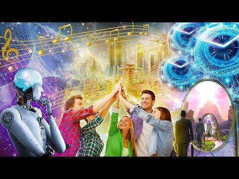 Αλκυόν Πλειάδες: Πύλες χωροχρόνου, Φράκταλ Πολυσύμπαν, Βιοφωτόνια, Χρονοναύτες