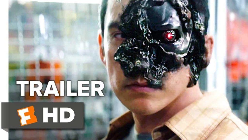 Terminator Dark Fate: Τώρα, ο Εξολοθρευτής είναι η Σάρα Κόνορ (trailer)