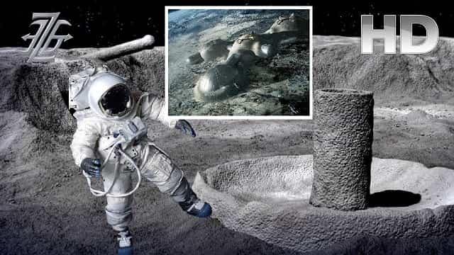 Ο Άνθρωπος που Διέσωσε Αποδείξεις για Εξωγήινες Βάσεις στη Σελήνη και μας τις Δείχνει σε Φωτογραφική Τεκμηρίωση, όπως ισχυρίζεται