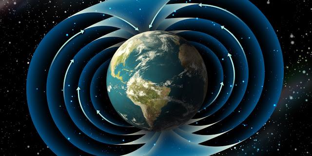 """Κάτι """"Τρέχει"""" στα Βάθη της Γης που Σχετίζεται με Ταχύτατη Μετατόπιση των Πόλων"""
