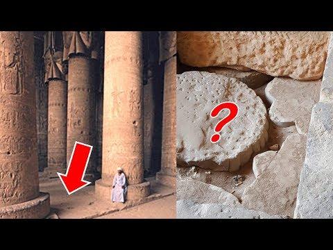 Δένδερα: Τι Κρύβεται Κάτω από τον Ναό της Αθώρ; Μία Περίεργη Ανακάλυψη που θα Συζητηθεί