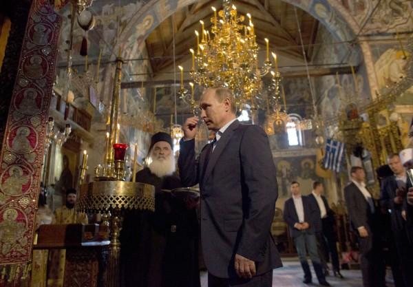 Η Προφητεία για τον Ρώσο Πρόεδρο Πούτιν και η Επαλήθευσή της