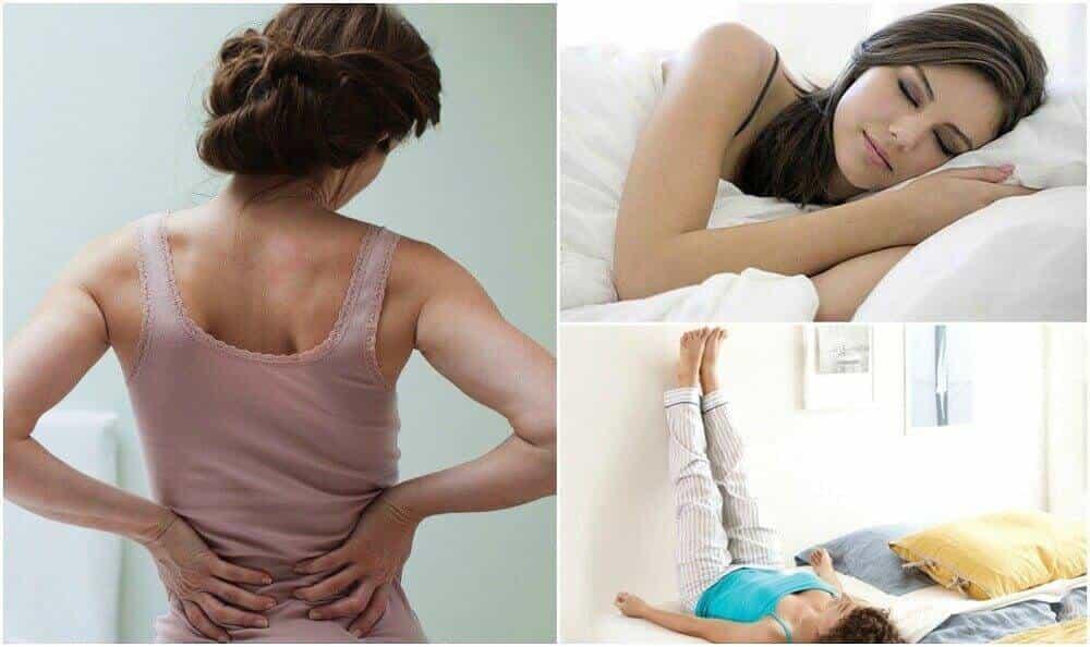 7 Φυσικοί Τρόποι να Απαλλαγείτε από τον Πόνο και το Πιάσιμο στη Μέση σας